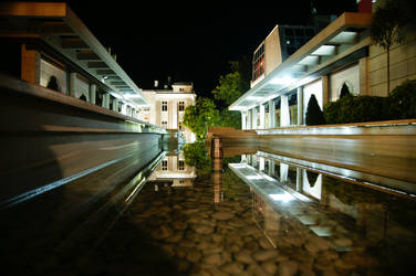Reflects of Plovdiv by Heurchon