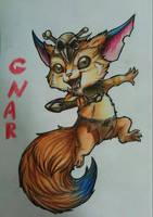 GNAR GADA! by GroxikavonDarkside