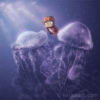 Ponyo by kalicothekat