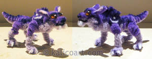 Night Elf Druid...Cat Form by kalicothekat