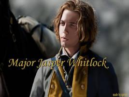 Major Jasper Whitlock by SPRSPRsDigitalArt