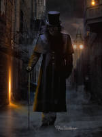 Dangerous Night by SPRSPRsDigitalArt