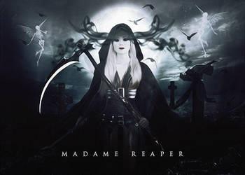 Madame Reaper by winterinheaven