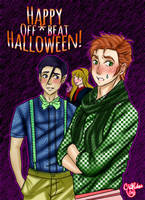Happy Offbeat Halloween by blwhere