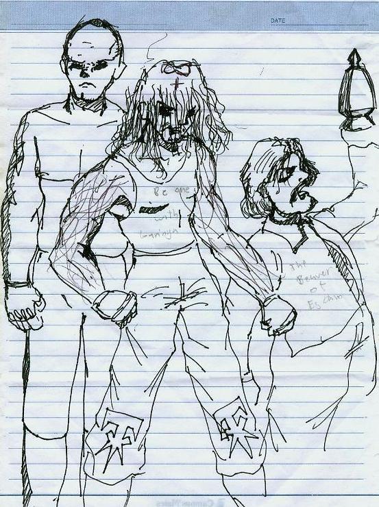 UndertakerxPaulBearer by Garinga-Now