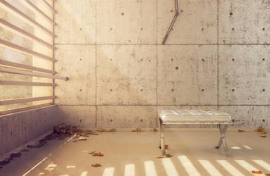 The waiting room by BrwK