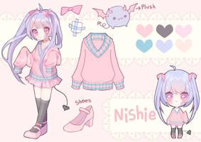 (Commission) Nishie ref. by Smeoow