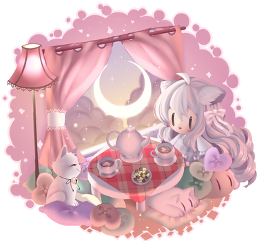 ($) Tea  party by Smeoow