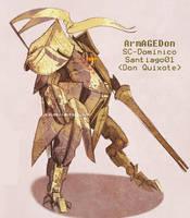Don Quixote Concept by JE3