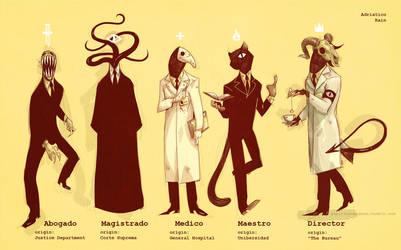Bureaucrats by JE3