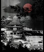 Forbbiden City by Nhur