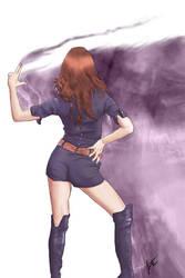 Hoot - Jessica by x0imaginazn0x