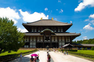 Japanese Temples IV by Koworu
