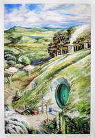 The Shire by Ainaven