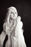 Lady Galadriel 2 by Ainaven