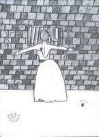 Forgotten Queen by ItalianWolfSong