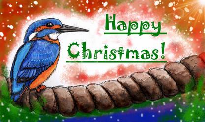 Happy Christmas Kingfisher! by Jetstream1118