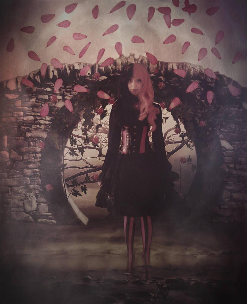 Pink night by Skitime123
