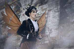 Steampunk Icarus Wings MK3 by steampunk22