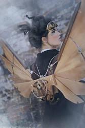 Steampunk Icarus Wings MK3 2 by steampunk22
