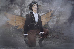 Steampunk Icarus Wings MK3 3 by steampunk22