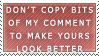 Stop copying... stamp by ARTic-Weather