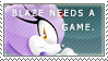 Blaze needs a game stamp by ARTic-Weather