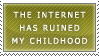 Internet stamp by ARTic-Weather