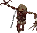 Flood Invasion Vector - Fast Zombie by JVanover