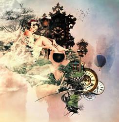 Sky Clocks by dimibouskos