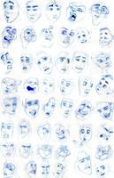 Disney Expressions page 2 by CieraC