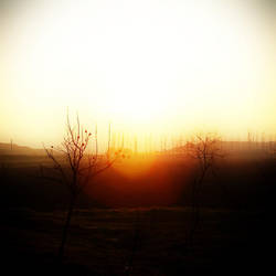 Natale al tramonto by caska1979