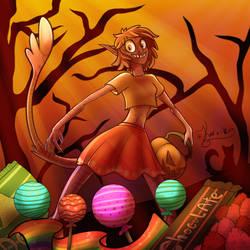 Happy Halloween~ by Karo--kun