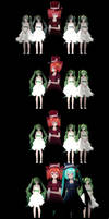 [MMD] - OG - Too Alone by MMDTeto13