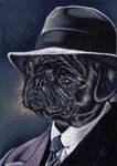 Pugsy Siegel by J-A-N-I-N-E