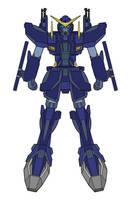 Vanguard Gundam by sickeld160