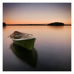 Un lac silencieux by jjuuhhaa