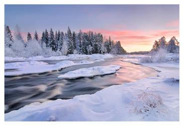 November Sunrise by jjuuhhaa