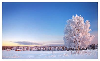 Muhos Winter by jjuuhhaa
