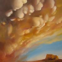 tempesta di sabbia by ponyania