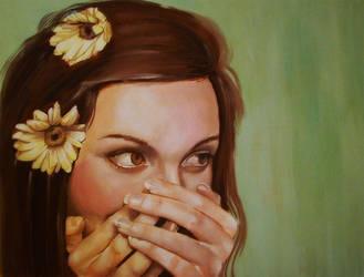 portrait by ponyania