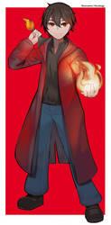 Commission : Connor by Harukagi