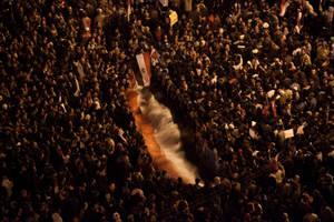The Egyptian Revolution 6 by Moesherif