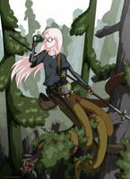 Scouting by Epsilon-Shadow