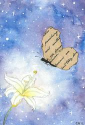 Butterfly by Traumfaengerin-Wish