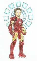 Iron Man by Traumfaengerin-Wish