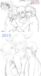 2005 vs 2015 by kocoum