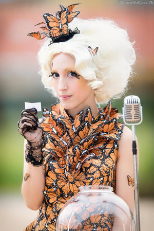 Effie Trinket - Happy Hunger Games by Selhin
