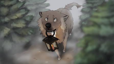 [Felv] I'm definitely... somewhere... by Kheisa