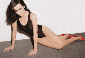 Katy Perry Sealed Eyes by csidusquene